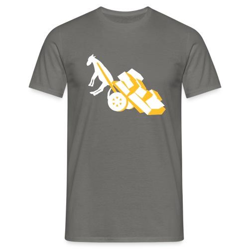Aufschwung - Männer T-Shirt