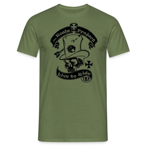 MTKPR029 Ases - Camiseta hombre