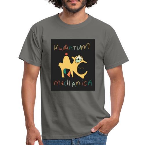 Kwantums Mechanica - Mannen T-shirt