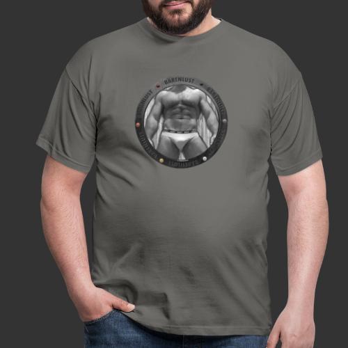 Bullauge meets Bärenlust - Männer T-Shirt