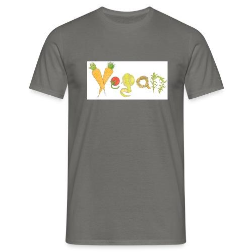 vegan - Camiseta hombre