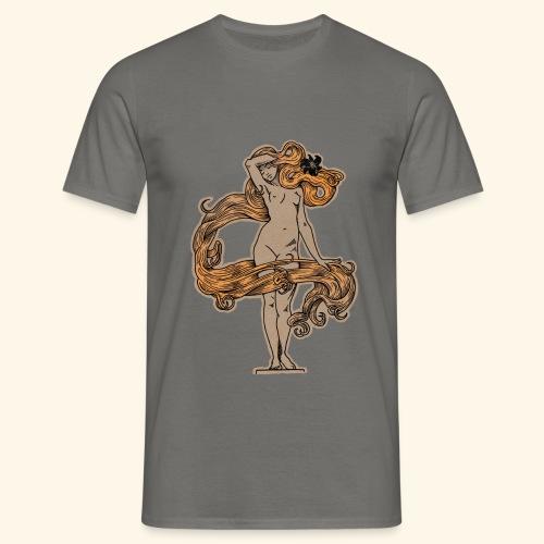 FLORA NEGRA (LANDFALL) COLOUR - Männer T-Shirt