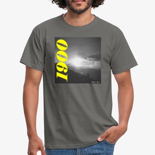 1900's Photograph - Camiseta hombre