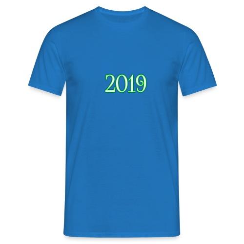 2019 - Men's T-Shirt