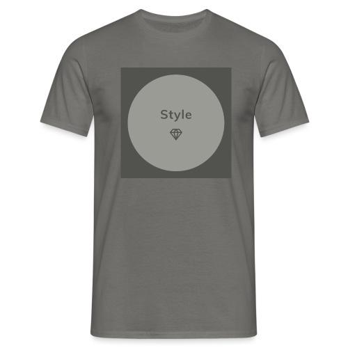 Style - Männer T-Shirt