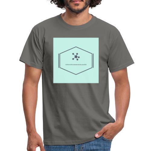 Ich bin nicht so dumm wie du aussiehst - Männer T-Shirt