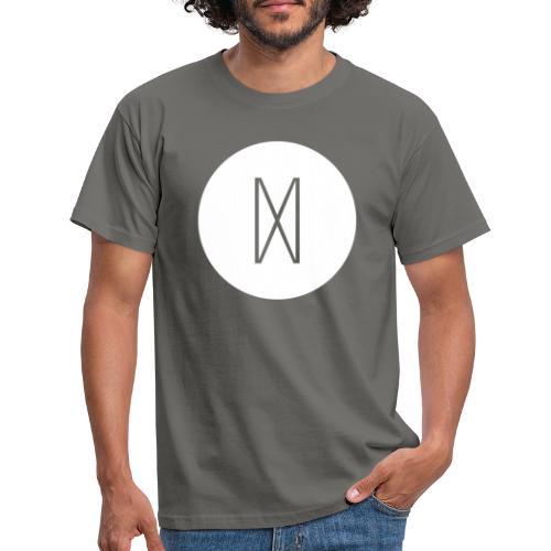 July 2017 Mokaby weiu00df - Männer T-Shirt