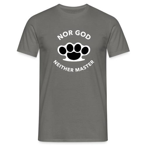 NOR GOD - T-shirt Homme