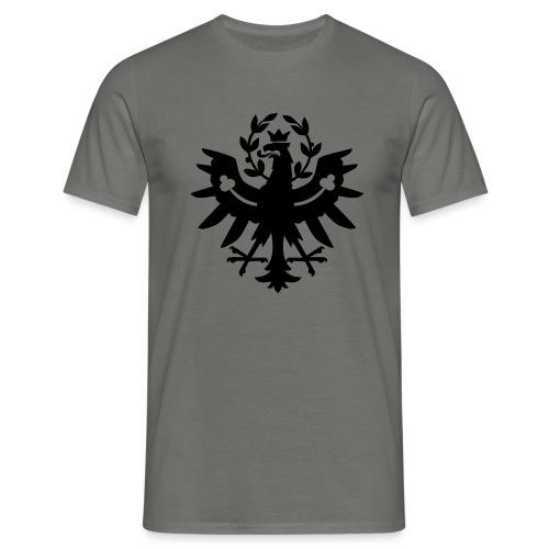 Echter Tiroler - Tirol Tiroler Adler - Männer T-Shirt