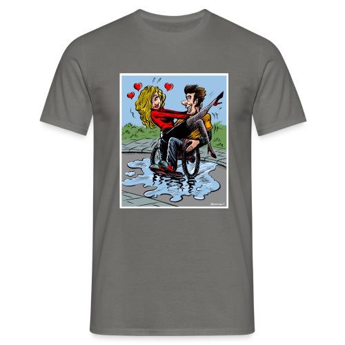 love - T-shirt herr