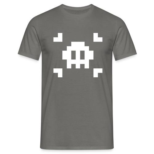 Mug Pixel Skull - T-shirt Homme