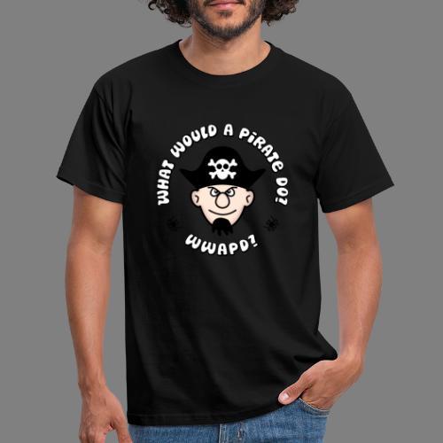 WWAPD? - Männer T-Shirt