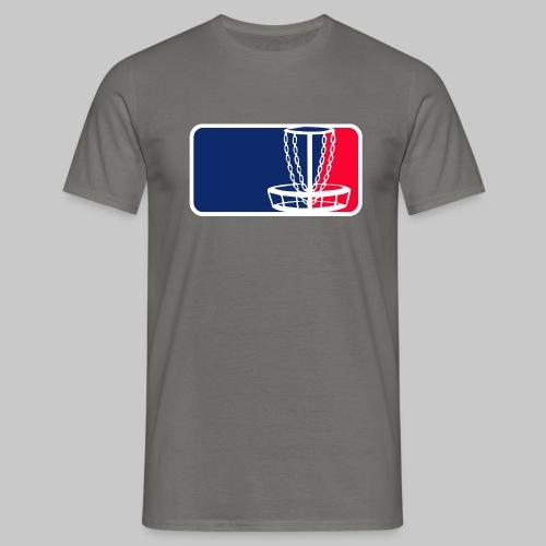 Disc golf - Miesten t-paita