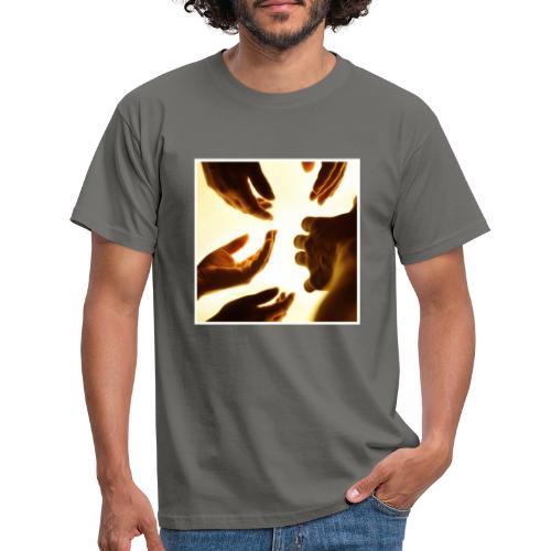 Reaching - Männer T-Shirt