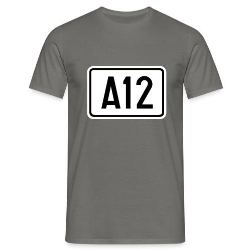 A12 - Mannen T-shirt