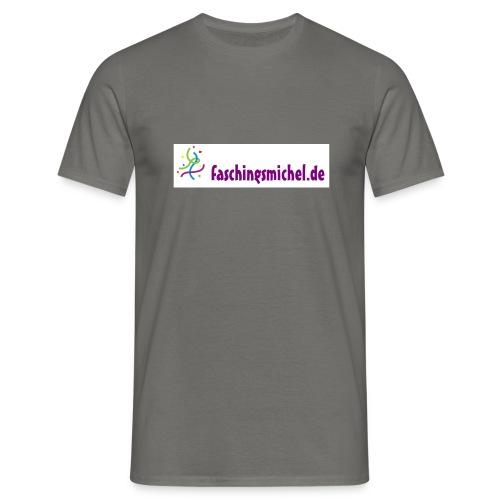 logogross - Männer T-Shirt