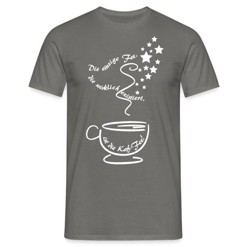Kaf-Fee - Männer T-Shirt