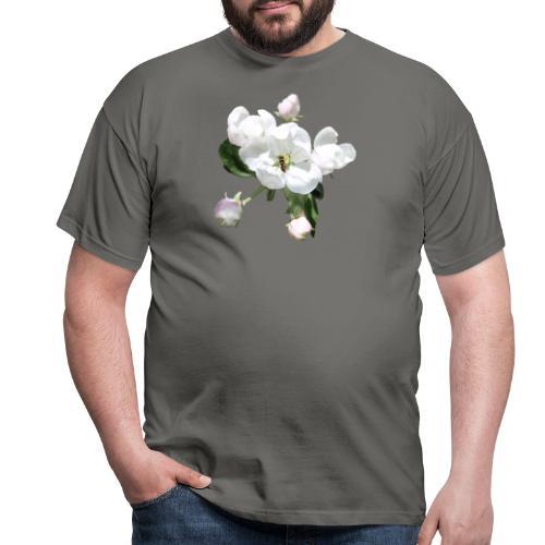 Omenankukka ja kukkakärpänen - Miesten t-paita