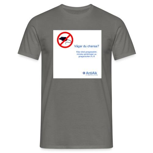 AntiAik - T-shirt herr