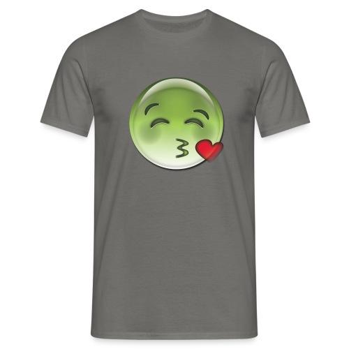 high emoji - Herre-T-shirt