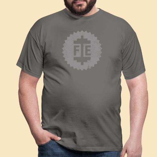 Ferrum Eisenhantel - Männer T-Shirt