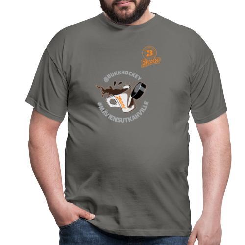 BUKK hockey maviensutkahville - Miesten t-paita