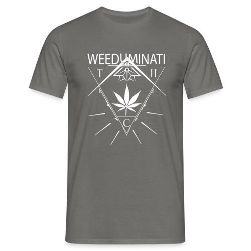 WEEDUMINATI - T-shirt Homme