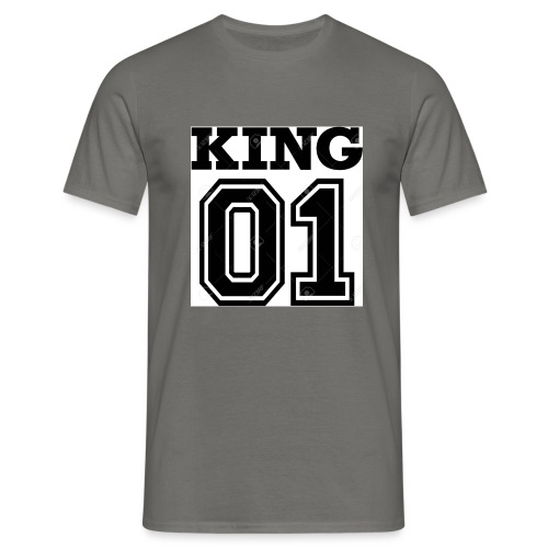 King 01 - T-shirt Homme