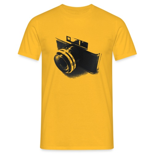 camara (Saw) - Men's T-Shirt