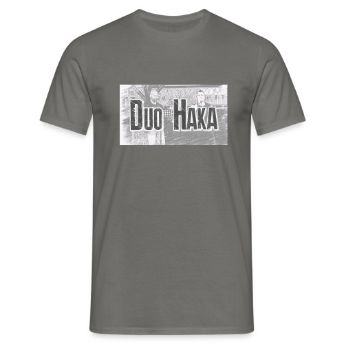 Duo Haka - Miesten t-paita