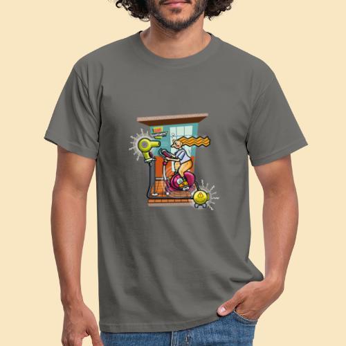 Studio Kraftwerk 011 - Männer T-Shirt