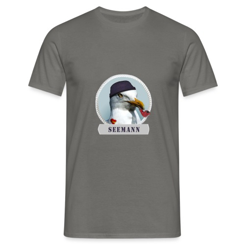 Seemann - Männer T-Shirt