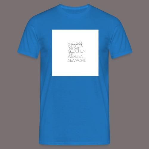 Helden - Männer T-Shirt
