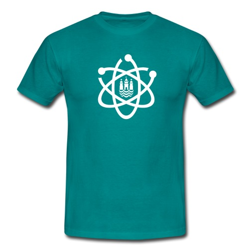 March for Science København logo - Men's T-Shirt