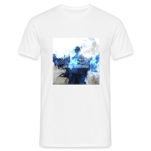 jack hadr die for somethi - Mannen T-shirt
