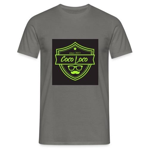 Coco Loco Design - Männer T-Shirt