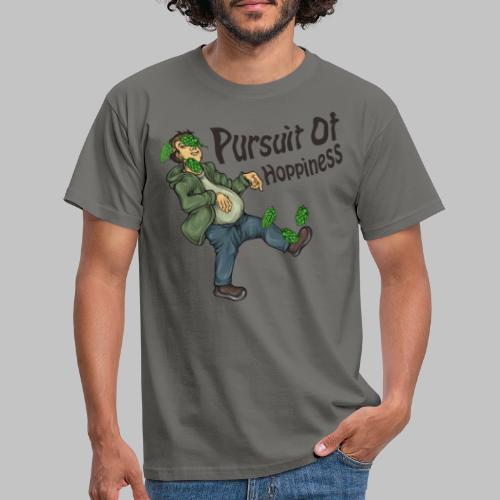 Pursuit of hoppiness - T-shirt herr
