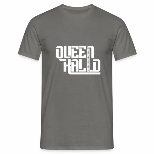 QUENN KALI D white - Men's T-Shirt