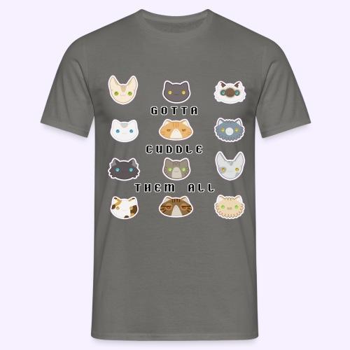 All the Cats - Maglietta da uomo
