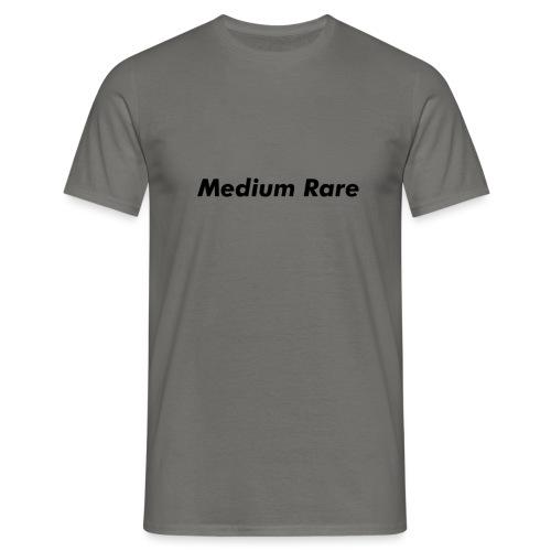Medium Rare - Men's T-Shirt