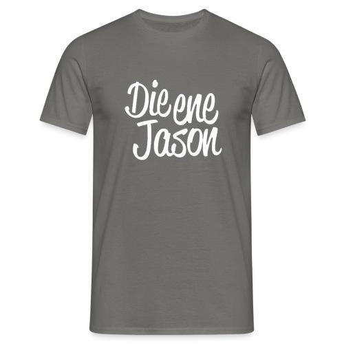 DieEneJason Hoodie - Mannen T-shirt