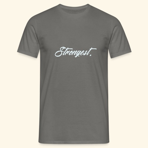 Strongest - T-shirt Homme