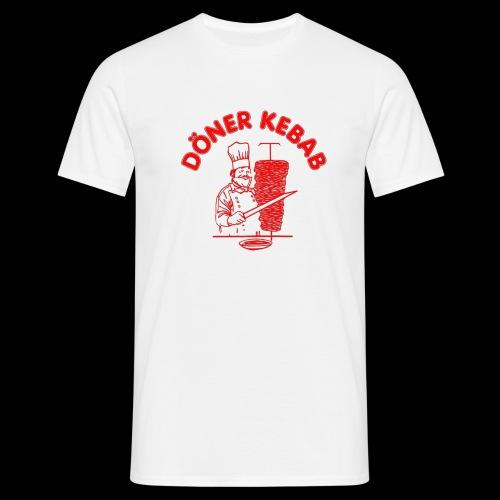 Doner Kebab - Men's T-Shirt