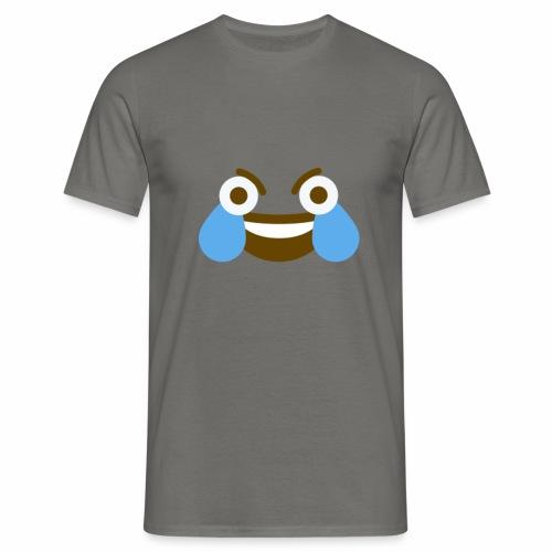 OkamiOk Logo Design - T-skjorte for menn