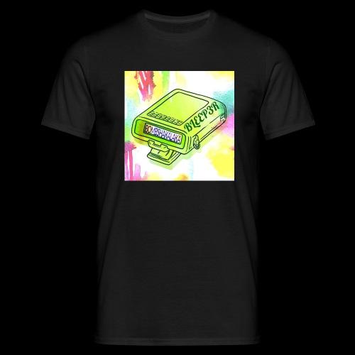 bleeper 3 - Männer T-Shirt
