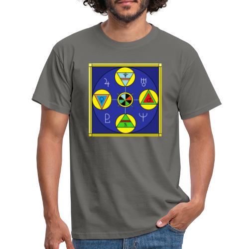 Schema Elementi3 - Maglietta da uomo