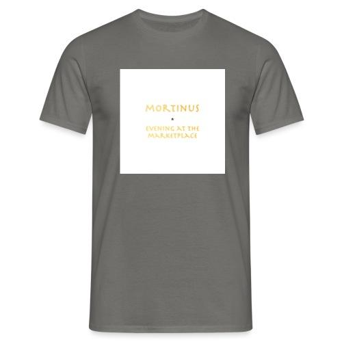 Mortinus - Evening at the Marketplace - Men's T-Shirt