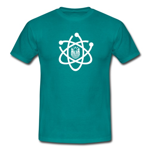 March for Science Aarhus logo - Men's T-Shirt