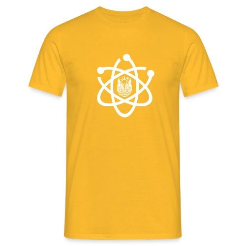 March for Science Aarhus logo - Men's T-Shirt