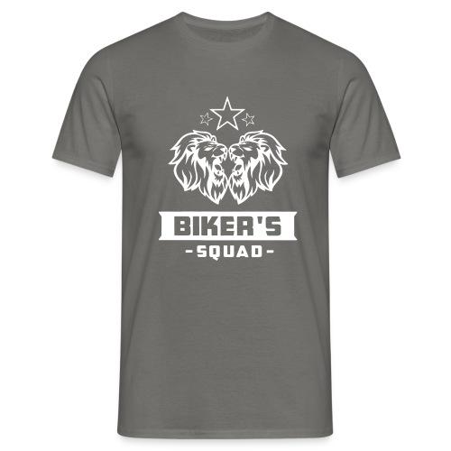 bikers squad - T-shirt Homme